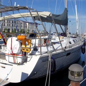Yachthafen Hohe Duene