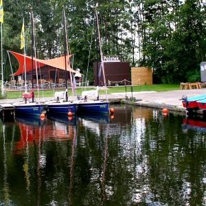 Teamgeist Bootsvermietung am Wolziger See