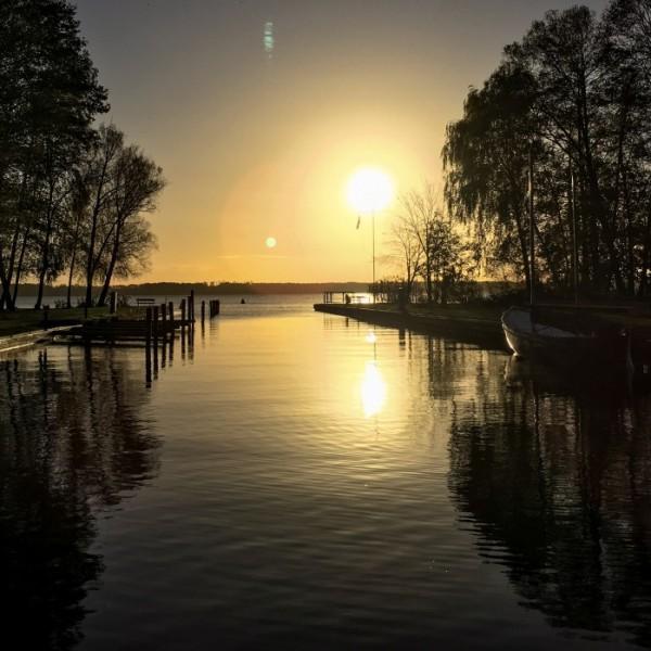 Der Wolziger See